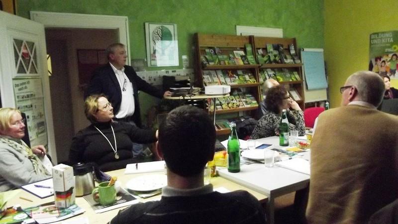 Vortrag Mario Krüger